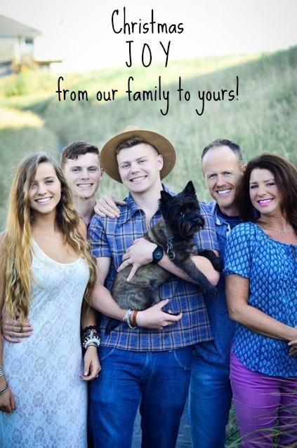 Coughlin Family 2013
