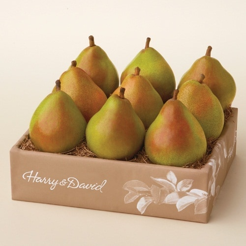 Harry & David Organic Pears