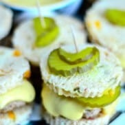 urkey Cheese Sliders
