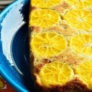 Orange Banana Bread with Cranberries