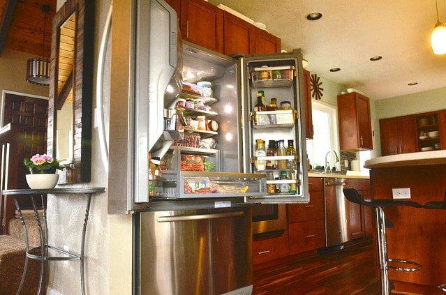 The Heart Of The Home With Kitchenaid French Door