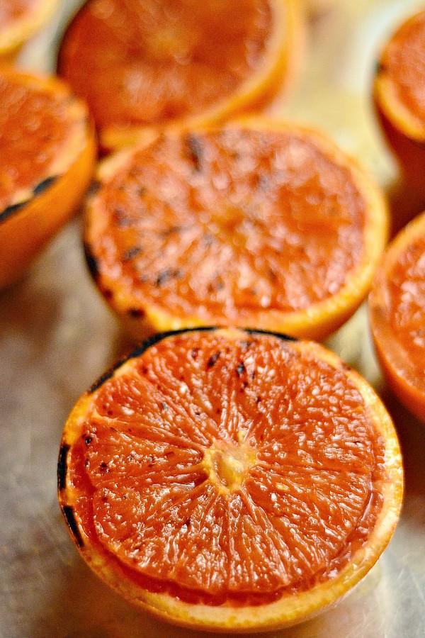 Coconut Grapefruit Brûlée