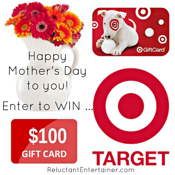 Target $100 Giveaway