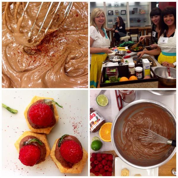 Chocolate Puff Pastry Bites