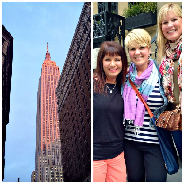 The Tuscany Hotel and NYC Trip with RecipeGirl