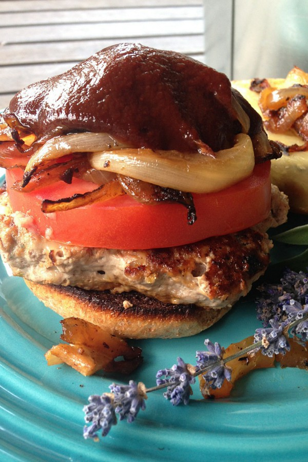 Creating a Family Memory and The Best Turkey Burger Recipe