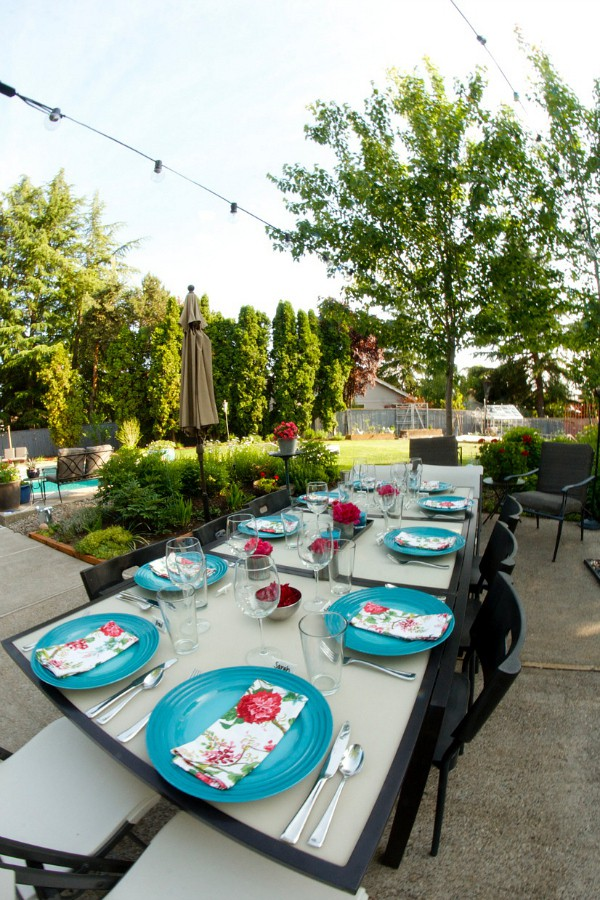10 summer dinner party tips