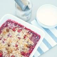 Classic Raspberry Crisp Recipe