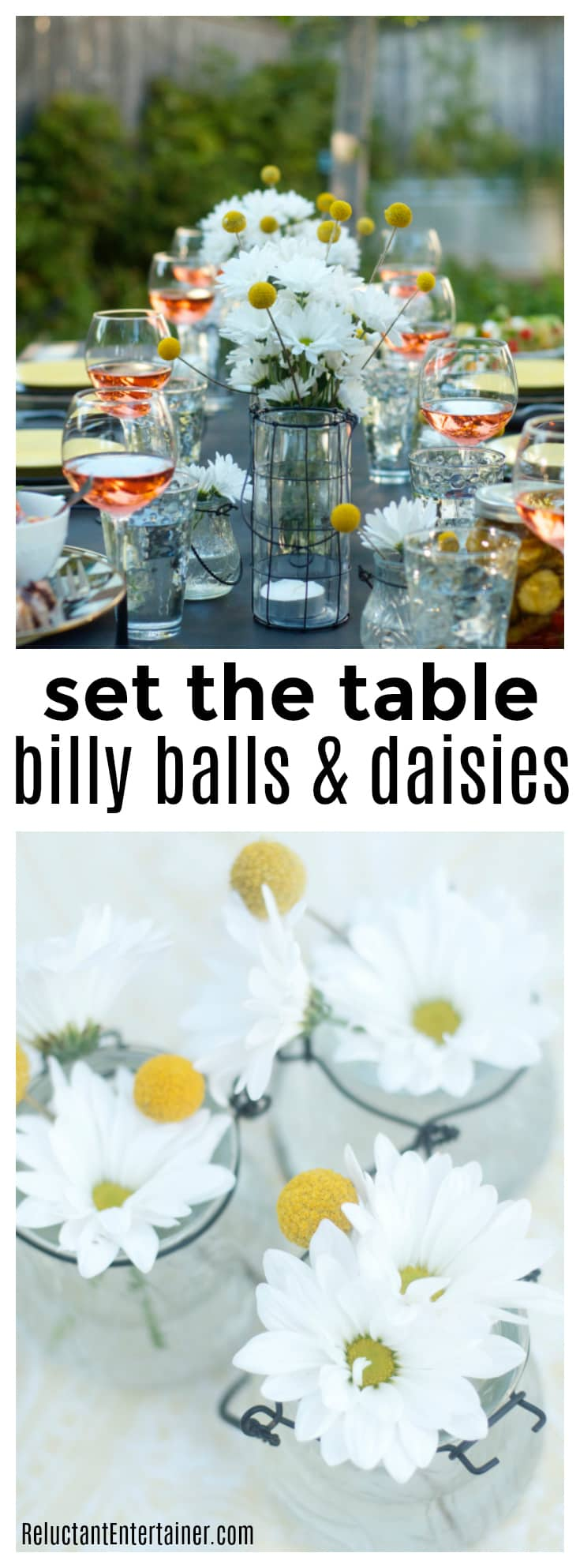 Billy Balls and Daisies