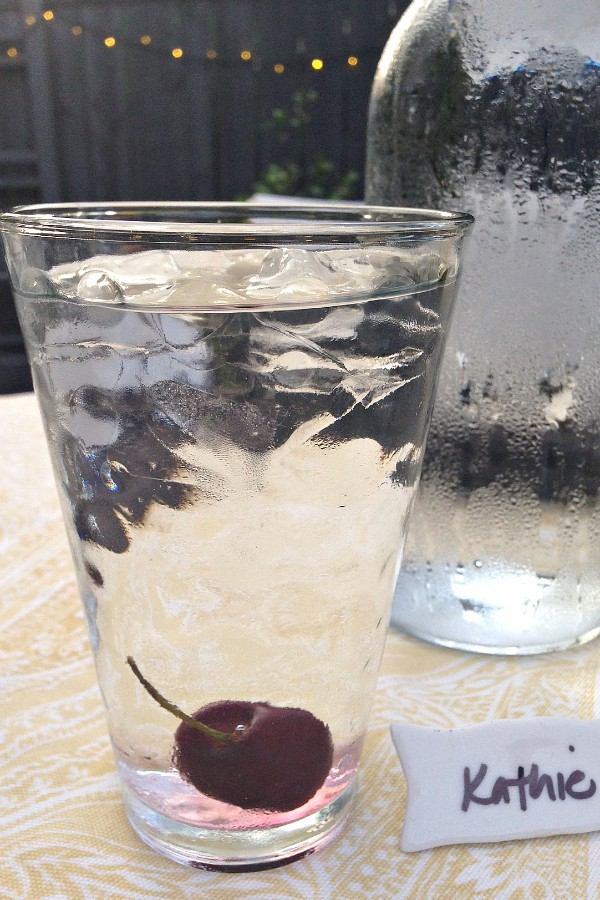 Ricotta Lemon Basil Honey Bruschetta