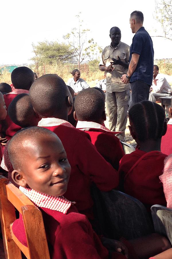 Trip to Mwanza, Tanzania for Protectors Nation