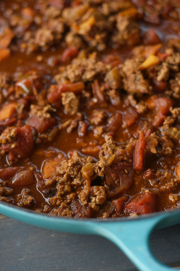 Easy Chili Appetizer | ReluctantEntertainer.com