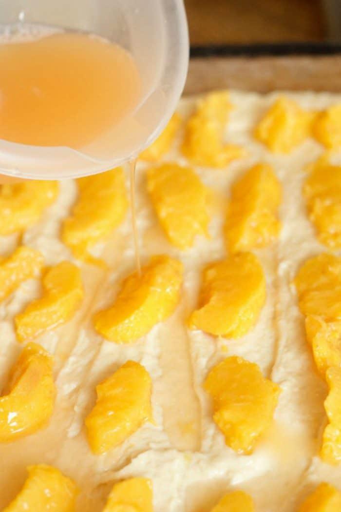 Peach Kuchen Recipe
