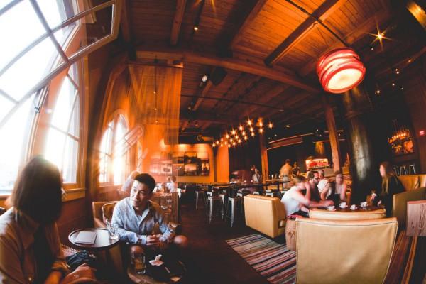 Sunset Menu & Life at Storyville Coffee #Seattle #Coffee #Wine