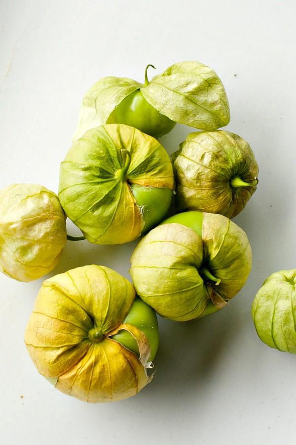 Tomatillo Avocado Dip