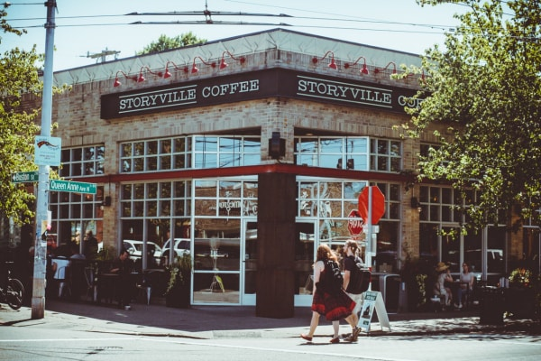 Storyville Coffee, 3 Seattle Locations