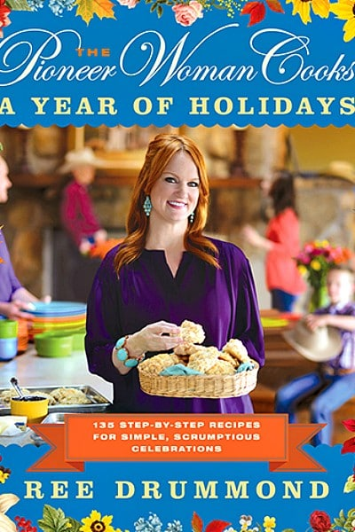 The Pioneer Woman's A Year of Holidays Cookbook + Le Creuset Giveaway!