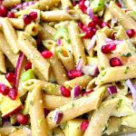 Turkey Pesto Pasta Salad