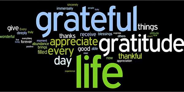 Gratitude - ReluctantEntertainer.com