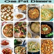 One-Pot Dinners Roundup | ReluctantEntertainer.com