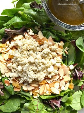 Maple Balsamic Vinaigrette | ReluctantEntertainer.com