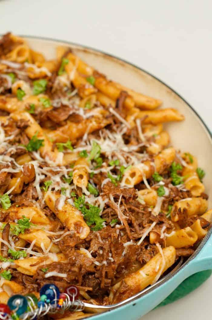 Cafe Mingo's Sugo di Carne Recipe