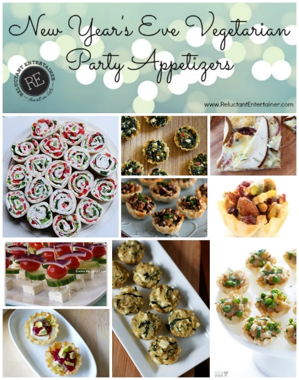 25 NYE Party Appetizers