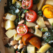 Swiss Chard and White Bean Soup Recipe