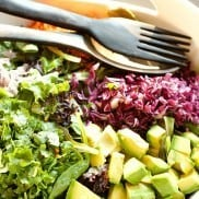 Green Dinner Party Salad Recipe
