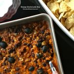 Cheesy Enchilada Dip