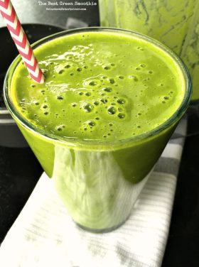 Green Orange Smoothie Recipe