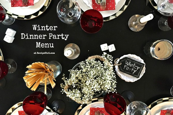 Winter Dinner Party