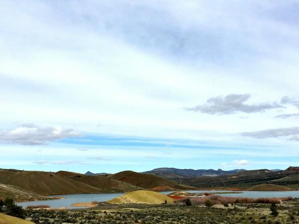 Painted Hills #Oregon