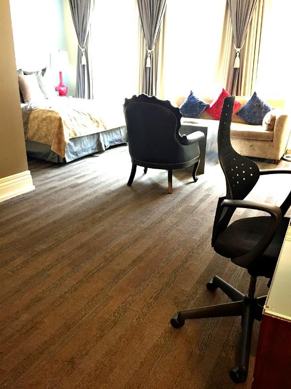 Alexis Hotel Seattle Trip