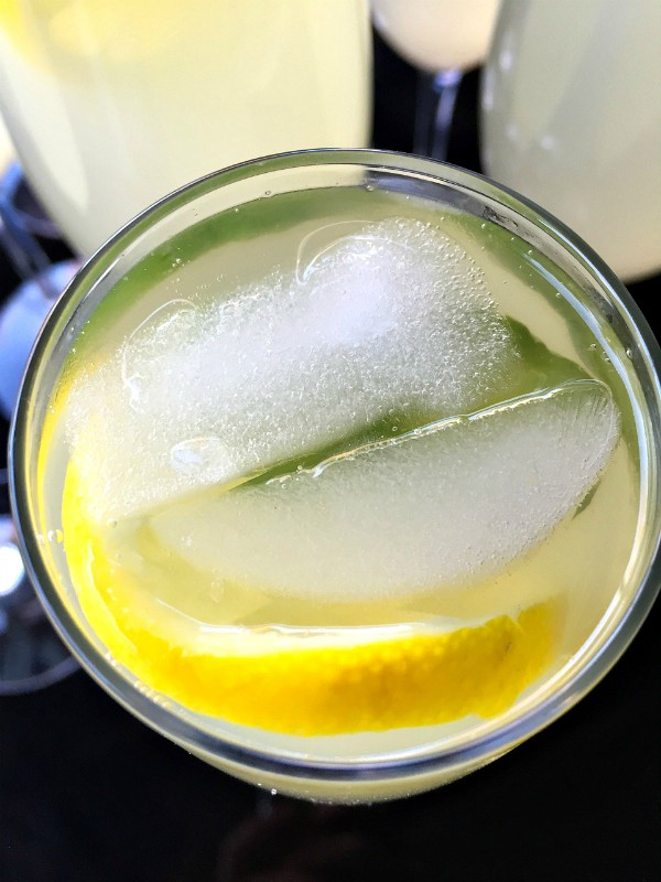 Cucumber Lemonade Drink