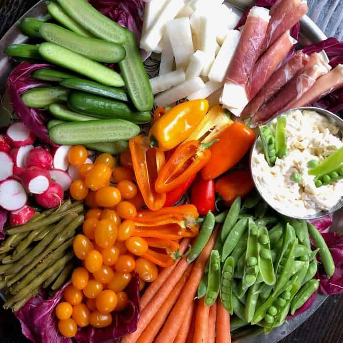 7 Tips to a Delicious EPIC Crudités Platter