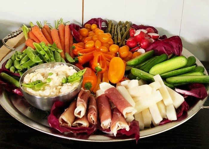 Prime 7 Tips To A Delicious Crudites Platter Beutiful Home Inspiration Aditmahrainfo