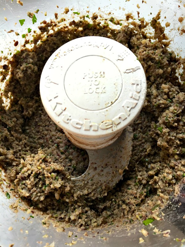 Black Bean Rice Patties
