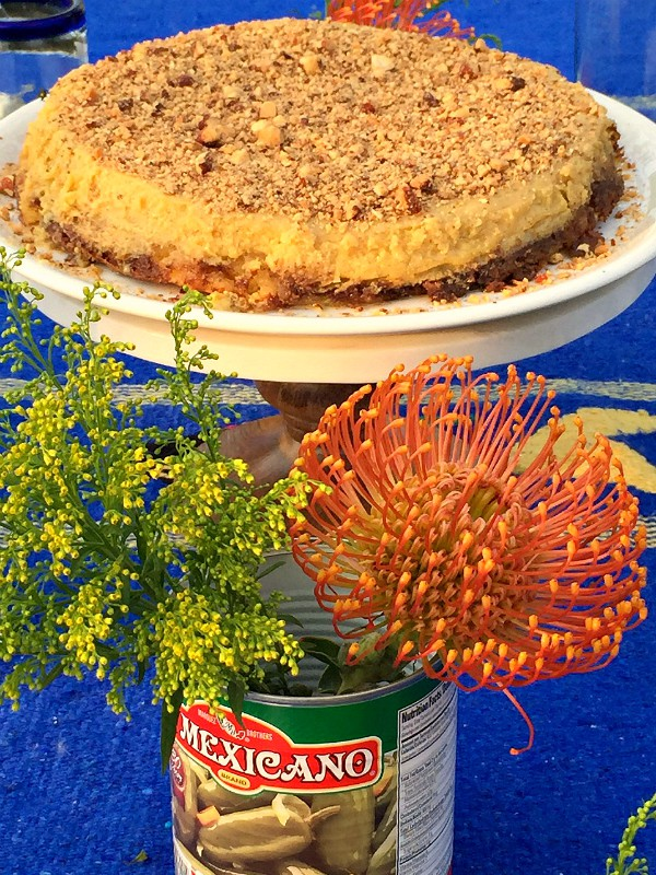 BEST Almond Lime Flan Cake recipe