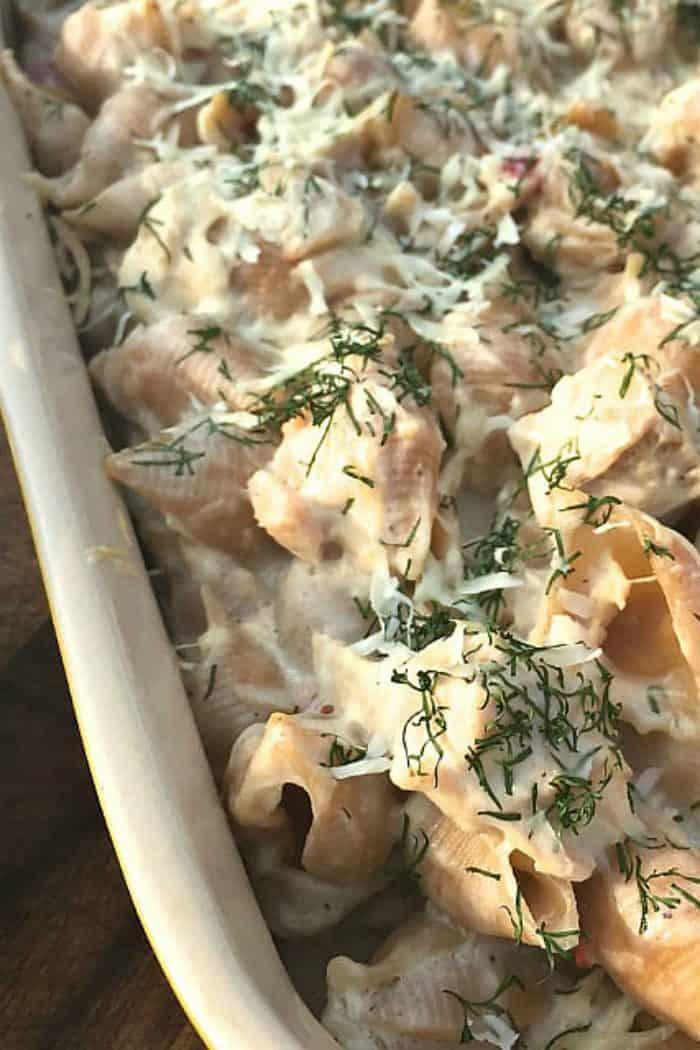 Best Tuna and Noodles Potluck Dish Recipe