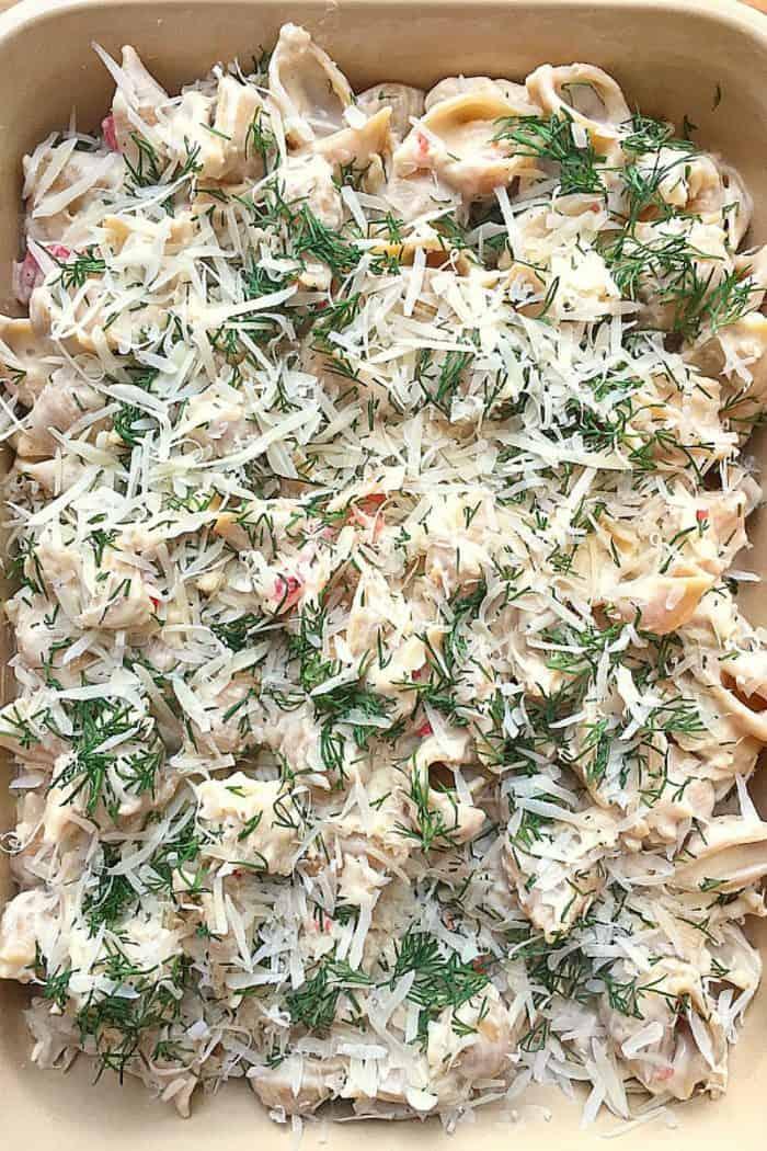 Easy Tuna and Noodles Potluck Dish