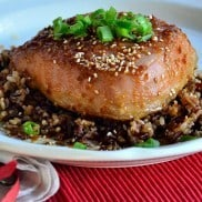 Asian Tuna with Toasted Sesame