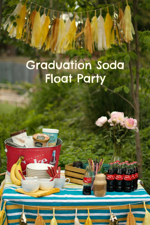 Soda Float Party and #ShareaCokeContest Trip for 2!