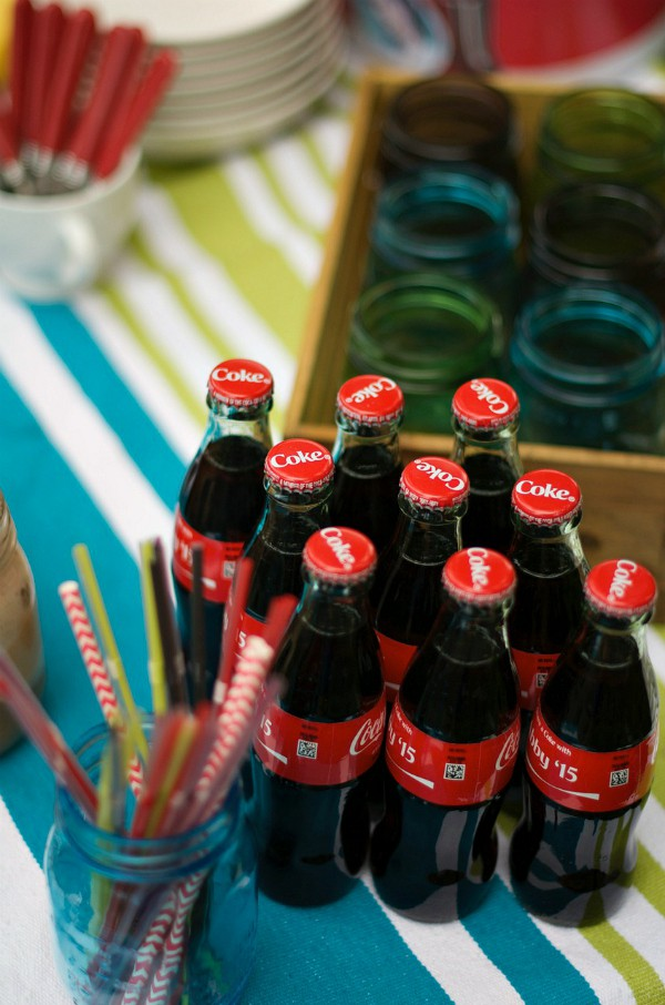 Graduation Soda Float Party and #ShareaCokeContest Trip for 2!