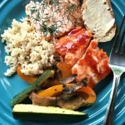 Barbecue Salmon Recipe