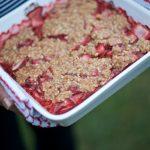 Strawberry Crumble Recipe