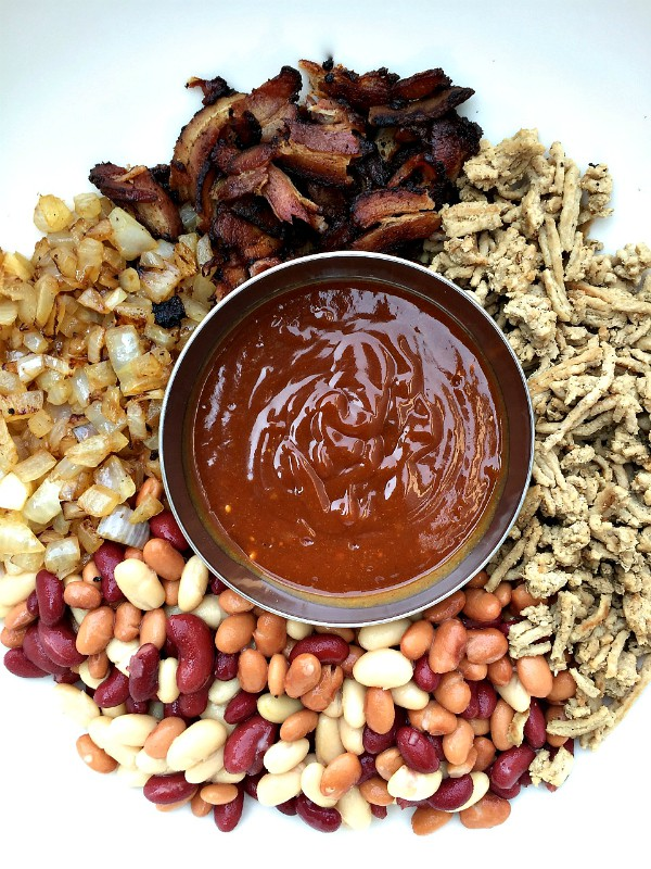 Smooth Entertaining and Root Beer Baked Beans Recipe