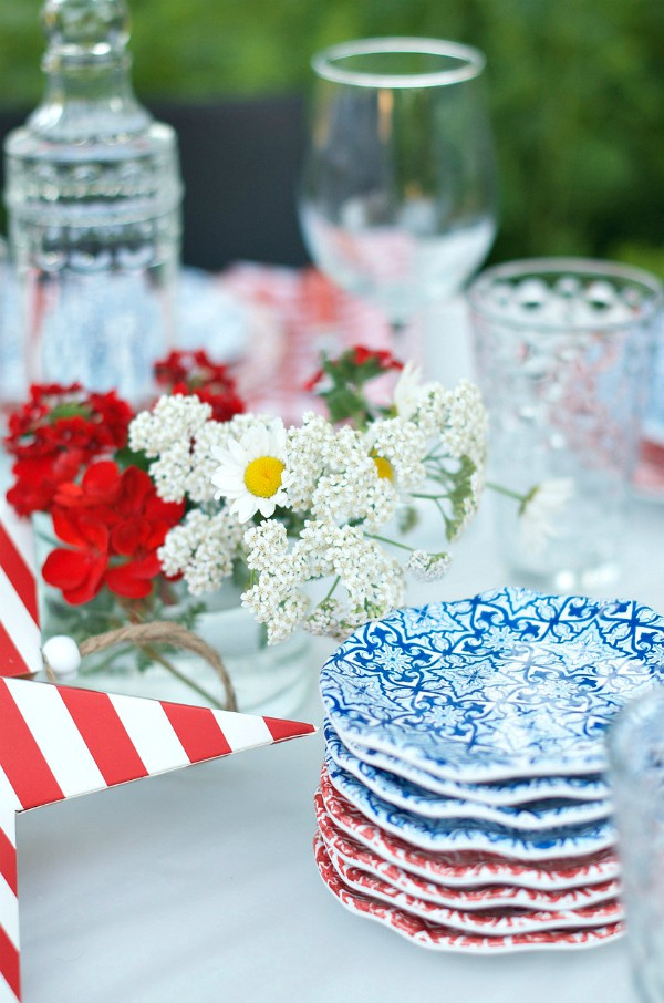 Summer Entertaining: Q Squared NYC Talavera Collection