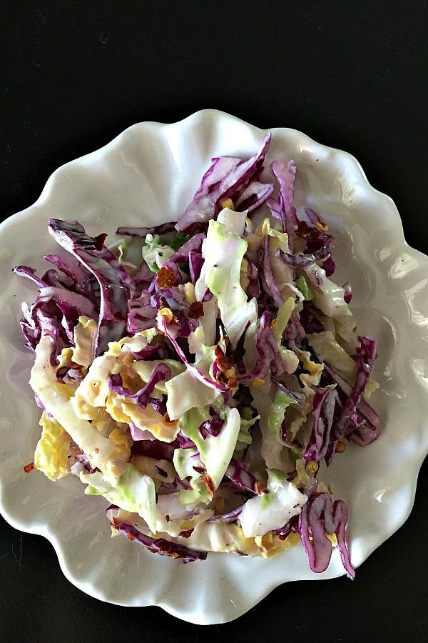Napa Cole Slaw Salad