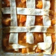 Wonderful Peach Cobbler